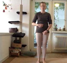 Online Workout: Pilates mit Corinne