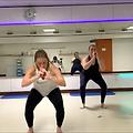 Fullbody Workout mit Nadja