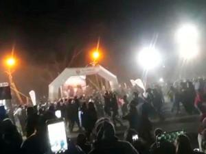 """En plena pandemia hicieron un festival de chamamé para """"espantar al bicho"""" en Corrientes"""