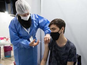 Comodoro Rivadavia: Comenzó la vacunación a menores de 18 años