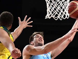 Básquet: Argentina perdió ante Australia y quedó eliminada en los JJOO