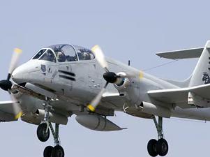 Empresa de Río Negro fabricará radares para aviones Pucará de la Fuerza Aérea Argentina