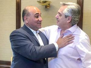 """Juan Manzur, designado Jefe de Gabinete: """"voy a redoblar los esfuerzos para estar a la altura"""""""