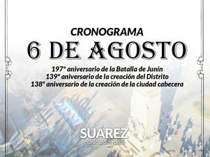 Buenos Aires: Coronel Suárez palpita un nuevo aniversario