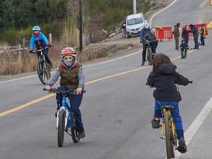 San Martin de los Andes: Este domingo se habilitarán tres circuitos exclusivos para la infancia