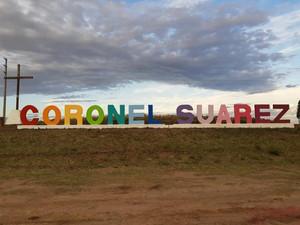 Coronel Suarez: El intendente entregó aportes económicos a cooperadoras
