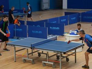 Bahia Blanca: Se reanuda la competencia de la Asociación Bahiense de Tenis de Mesa