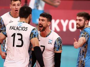 Histórico: el voley argentino, en semifinales