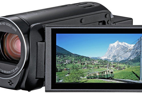 YFC Branded Canon Legria HF-R806 Full HD 1080p