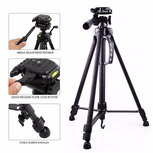 YFC Branded Ball Head Tripod
