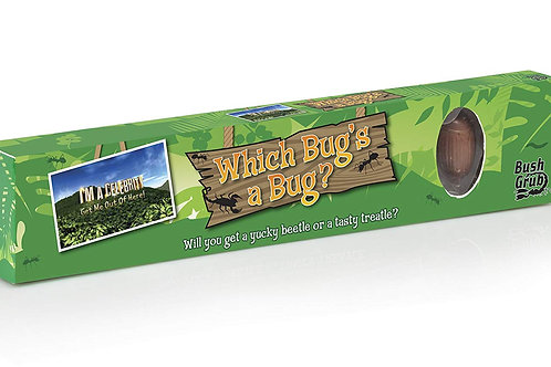 Which Bug's A Bug I'm a Celebrity Game