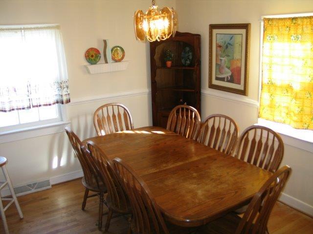 Gemini Dining Room