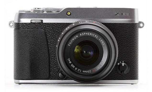 Fujifilm X-E3 กล้องมิลเลอร์เลสดีไซน์ เรนจ์ไฟเดอร์