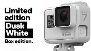 ครั้งแรกของโลก! GoPro เปิดตัว GoPro HERO7 Black ลิมิเต็ด เอดิชั่น สีขาว ! เป็นเจ้าของได้แล้ววันนี้ !