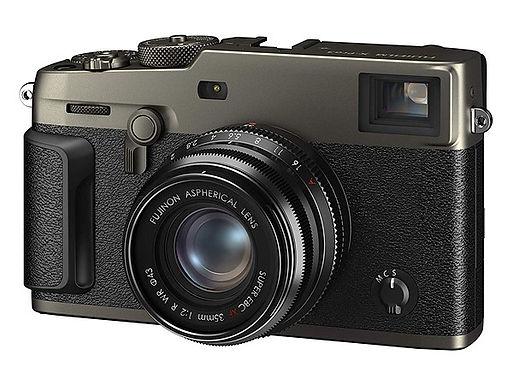 Fuji Film X-pro 3