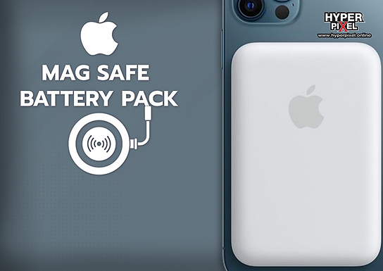 MagSafe Battery Pack iPhone 12 ราคาหลักพัน
