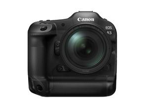 Canon ประกาศพัฒนากล้องมิเรอร์เลสฟูลเฟรมตัวท็อป จัดเต็มไม่ยั้งใน EOS R3
