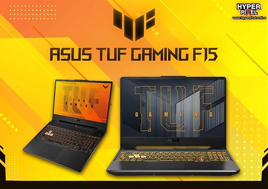 ASUS TUF Gaming F15 โน๊ตบุ๊คเกมมิ่งเพื่อสายเกมเมอร์