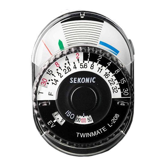 เครื่องวัดแสง L-208TwinMate