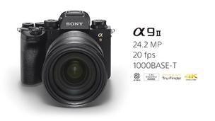SONY Alpha 9 II กล้อง Full Frame Mirrorless ระดับเรือธง