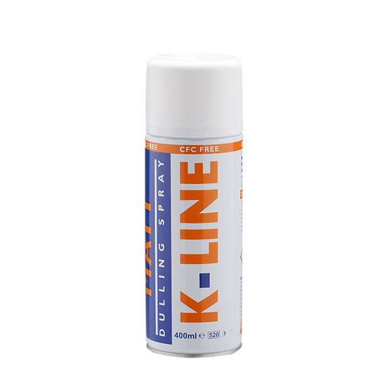 สเปรยสำหรับลดแสงสะท้อน K – LINE DULLING SPRAY (matt)
