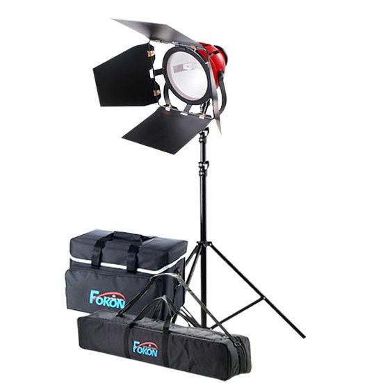 ชุดไฟสปอดไลท์ ไฟต่อเนื่องวิดีโอ FOKON รุ่น FGT-800 SET A