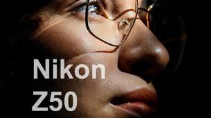 Nikon Z50 Mirrorless รุ่นล่าสุดจากของ Nikon