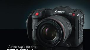 Canon ปล่อยภาพ eos C70 กล้องถ่ายภาพยนตร์ที่มาพร้อมเมาท์ RF รุ่นแรกในตระกูล