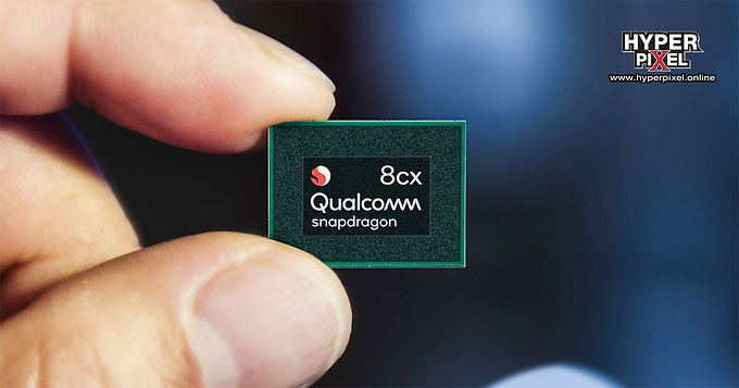 Qualcomm พัฒนาชิปเซ็ต Snapdragon 8cx รุ่นใหม่ ปะทะ Apple M1