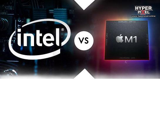 """Intel VS Apple """" เมื่อ Windows เปิดศึก CPU """""""