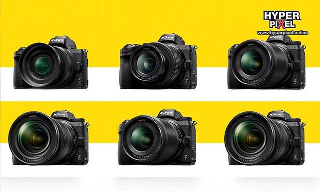 Nikon ประกาศปล่อยเฟิร์มแวร์ใหม่ ซีรีส์ Z ถึง 6 รุ่น