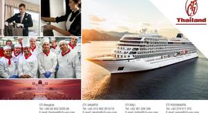 CTI Thailand บริษัทจัดหางาน ที่คนอยากไปเรือสำราญต้องรู้จัก
