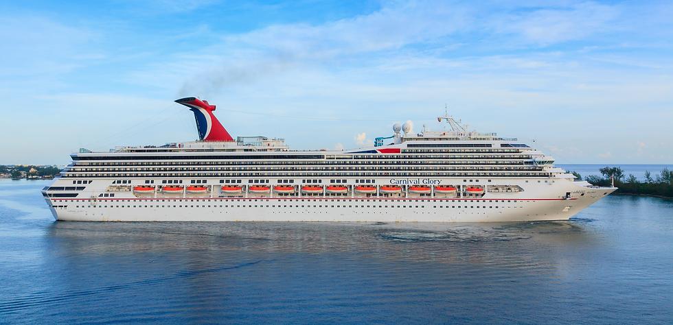 เรือสำราญ Carnival Cruise line