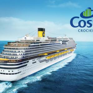 Costa cruise เตรียมขยายธุรกิจเรือสำราญในเอเชีย หลังได้รับความนิยมจากนักท่องเที่ยวเพิ่มมากขึ้น