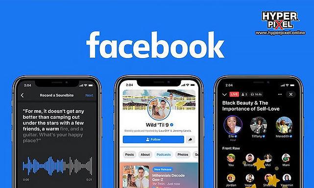 Facebook เตรียมเปิดใช้งาน Live Audio Rooms เหมือน Clubhouse