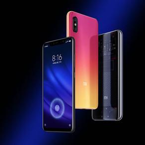 สุดยอดสมาร์ทโฟนราคาไม่ถึง 20,000  Xiaomi Mi 8 Pro มากับกล้องคู่ AI