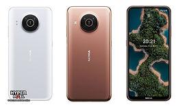 Nokia เปิดตัวเปิดตัว X ซีรีส์รุ่นท็อป Nokia X10 และ X20