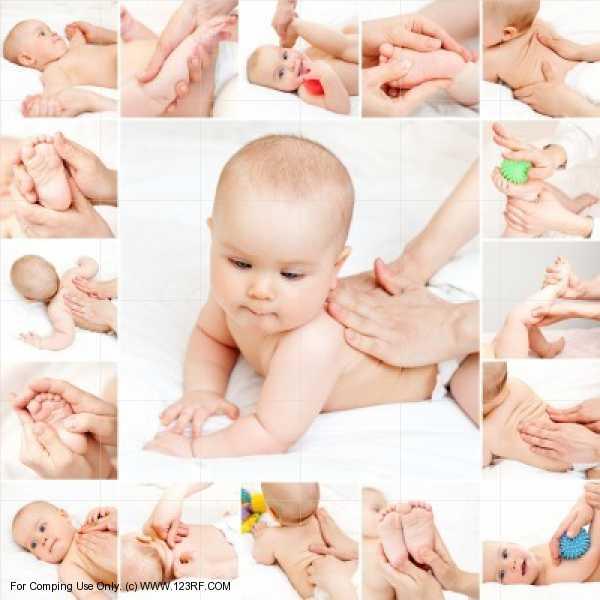 Children mini Massage