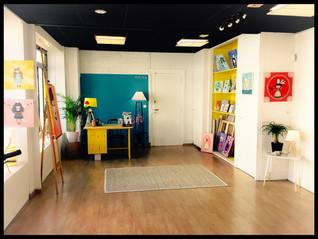ouverture de mon atelier à Quiberon