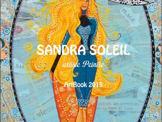 Mon Book d'artiste peintre (édition 2015)