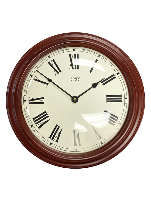 Tempo Time Wall Clock