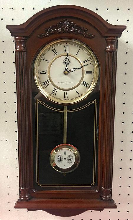 Ergo Chime Quartz Wall Clock