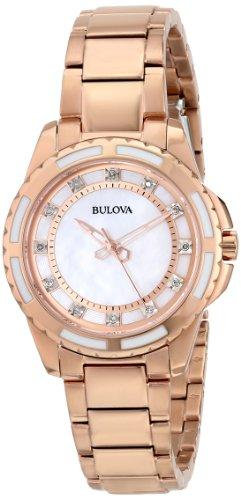 Bulova Mother-of-Pearl Dial