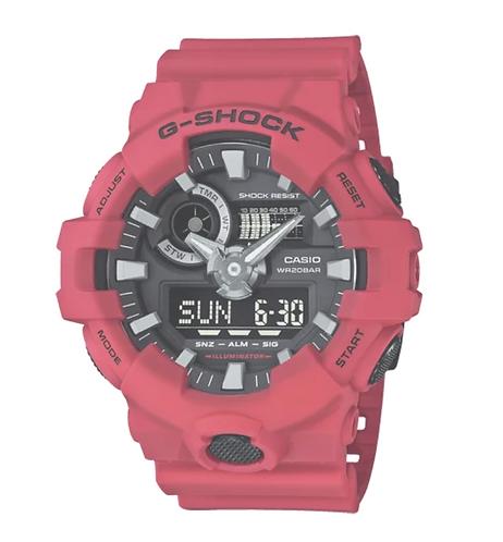 G Shock GA700-4A