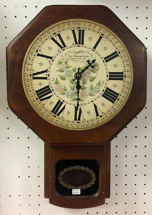 Vintage Quartz Wall Clock