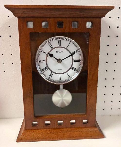 Bulova  Mantel Clock B9998