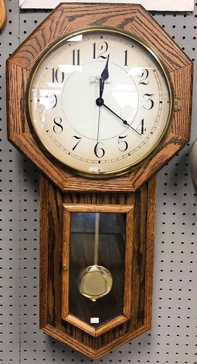 Quartz Schoolhouse Wall Clock