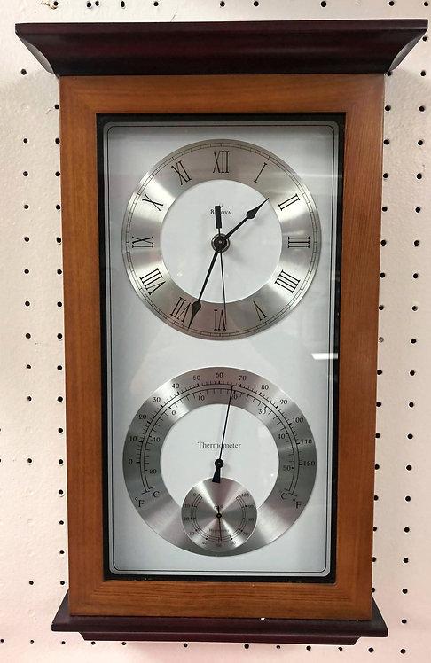 Bulova Time/Thermometer