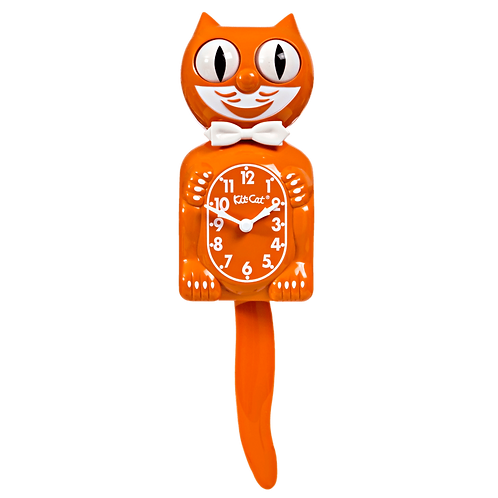 Pumpkin Delight Kit-Cat Klock