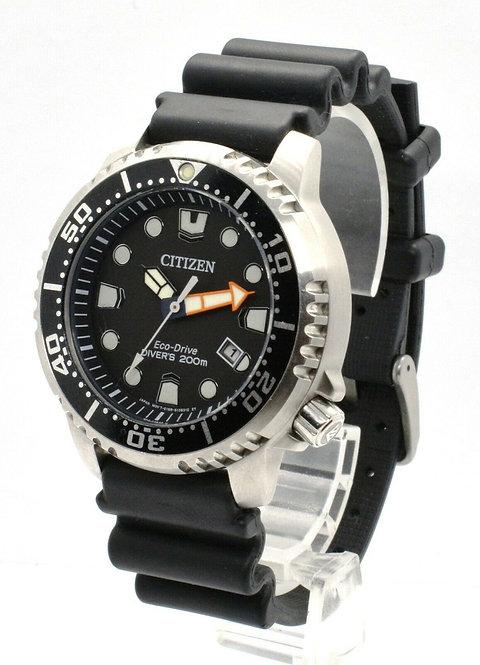 Citizen Eco Drive Diver 200m Date